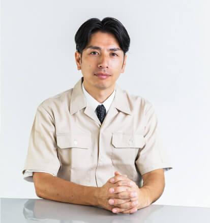 代表取締役社長芝浩規